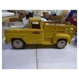 Vintage Tonka stake bed truck