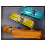 3 vintage Tootsie Toy cars