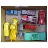 Tootsie Toy & Midge Toy die-cast cars