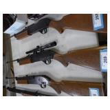 Crosman 760 Pumpmaster pellet/BB gun w/ scope - so