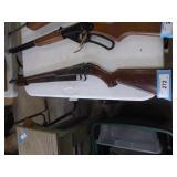 Daisy No. 25 BB gun - rusty