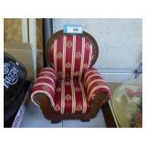 """Doll chair 14"""" tall"""