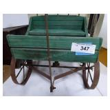 """Wooden toy wagon - 23"""" long"""