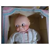 """Cameo 18"""" Kewpie Doll - vintage"""