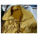 "Buckskin Ponderosa shirt 44"" chest 29"" long"