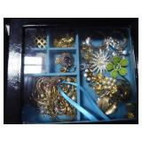 Case of jewelry