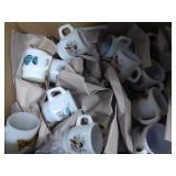 Anchor Hocking cups - most birds