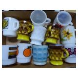 Fire King cups