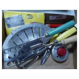 Vintage kitchen utensils