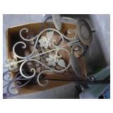 Metal ware items