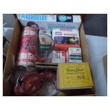 Box misc. items