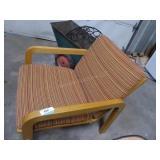 "Thonet mid-century chair 29"" x 28"" x 28"""