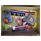 Marine Corps. stickers