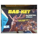 Vintage Bas-ket game