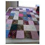 "Quilt approx. 70"" x 82"""