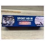 Sport HD IR rim fire riflescope