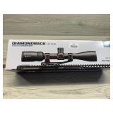 Diamondback tactical 4-12x40 riflescope