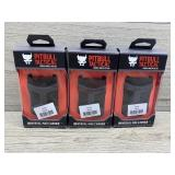 3 pit Bull tactical universal mag carriers