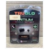 Tritium handgun night sight kimber 1911