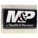 S&W M&P light up sign. Did not light up when