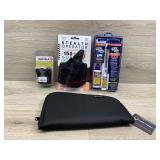 Handgun bundle. Mag loader. Multi fit holster.