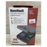 Nano vault combo lock
