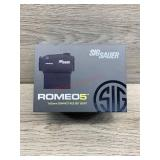 Sig sauer Romeo 5 1x20mm compact red dot sight