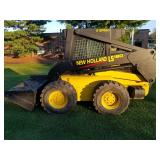 Winter Equip/Machinery Auction 1/19