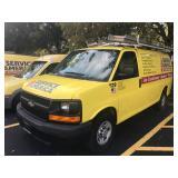 Service America Auction - Vans, Parts, & More