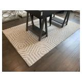 RIZZY HOME AREA RUG