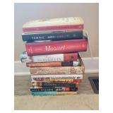 BIOGRAPHY/HISTORY MISC. BOOKS