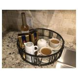 TRAY & COFFEE ITEMS