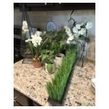 10PC GREENERY & FLORALS