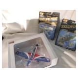 Spec Cast North American P-51D Mustang die cast