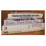 Books: Natural Health Secrets - Foods That Harm &