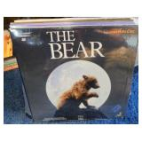 Laser Video Discs: The Bear - Victory at Sea -