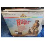 Laser Video Discs: White Hunter - How the West