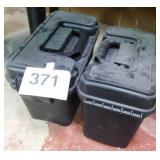 Friends of NRA plastic tool/storage box with