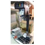 Vivitar 356 photographic enlarger with power