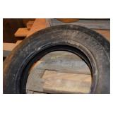 1 pr. New Front Tractor Tires, 6 x 16 Armstrong