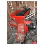 Wood Chipper w/spare blade, by Troy Bilt
