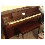 HOWARD SPINNET PIANO