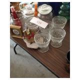 GLASS PARFAIT CUPS