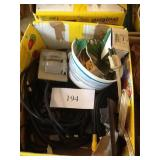 ELECTRICAL SUPPLIES, MISC. CONTENTS