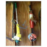 ELECTRIC WEEDEATER, MISC. ITEMS