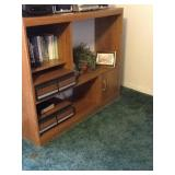 BOOKCASE ONLY NO CONTENTS