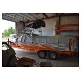 MB SPORT B52 SKI BOAT
