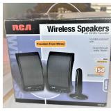 WIRELESS SPEAKER --NEW IN BOX