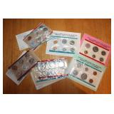 1964, 1968, 1969, and More Uncirculated Coin Sets