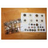 Foreign Coins - Years 1891 to 2000